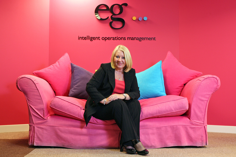 Elizabeth Gooch - Chief Executive Officer of 'EG'.