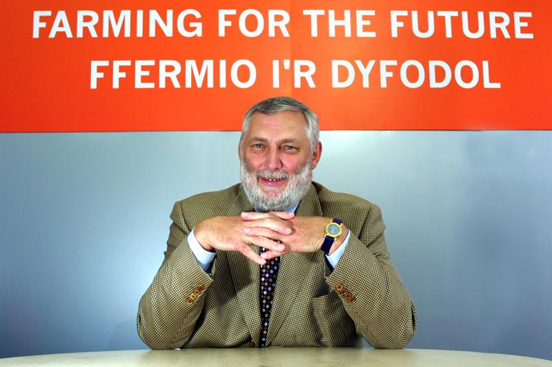 Franz Fischler EU Commissioner