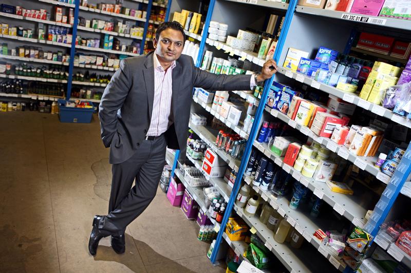 Mitesh Soma Chemist Direct